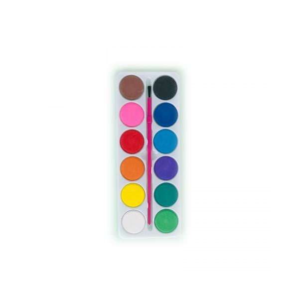 Acuarele 12 culori Minnie [1]