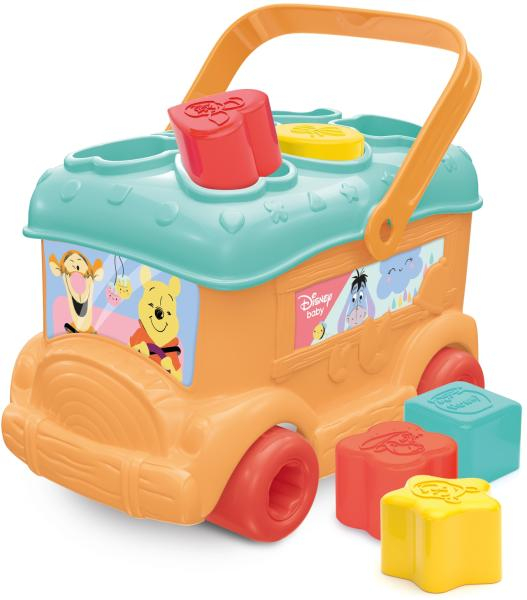 Autobuz de sortat forme Winnie 2