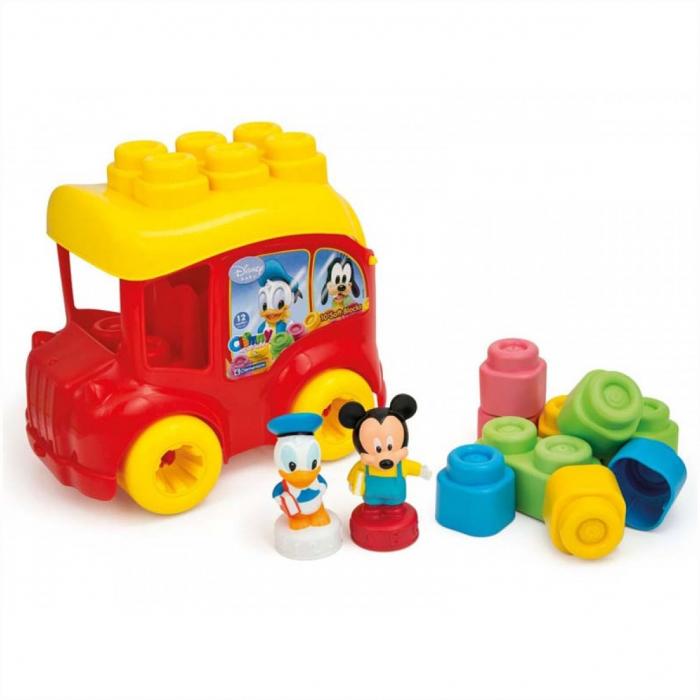 Autobuz Mickey Cu Cuburi 3