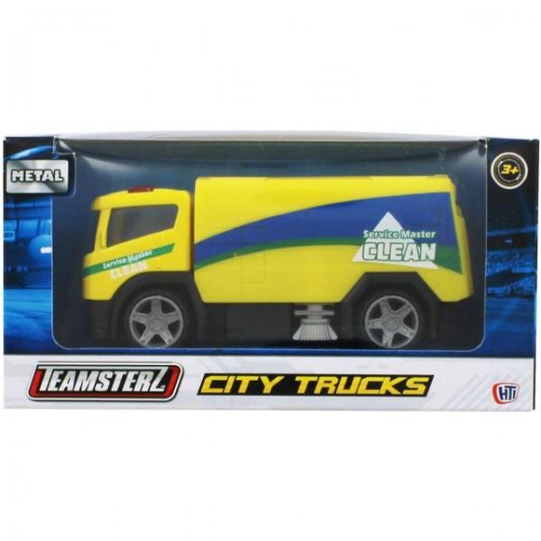 Camion Utilitar Teamsterz [2]