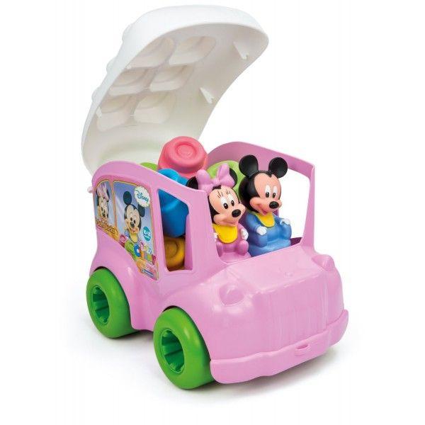 Clemmy - Autobuz Minnie Cu Cuburi [2]