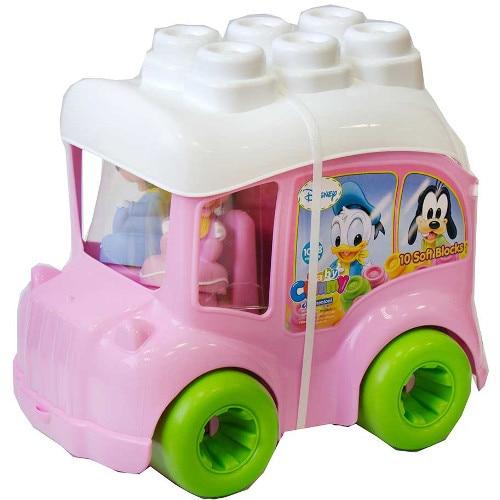 Clemmy - Autobuz Minnie Cu Cuburi [1]