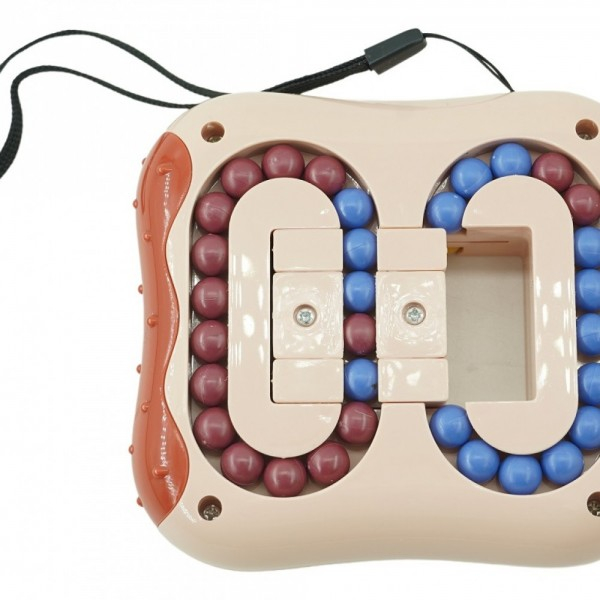 Fidget Toy- Cub Magic Bean interactiv rosu [2]