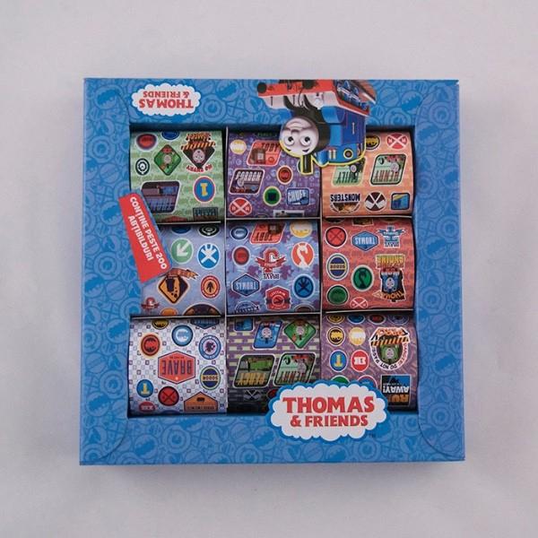 Cutie Cu Abtibilduri Thomas [0]