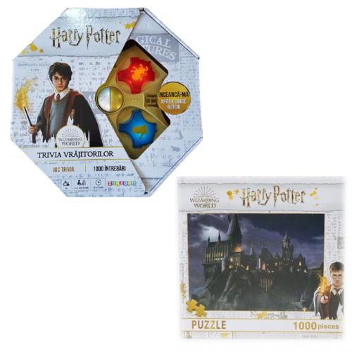 Joc interactiv si puzzle Harry Potter [0]