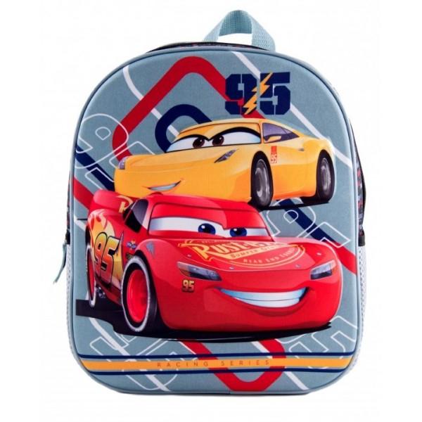 "Ghiozdan 12.5"", 3D - CARS II [0]"