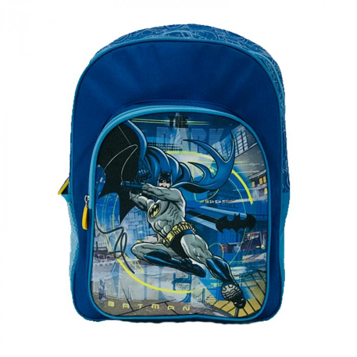 Ghiozdan mediu Batman 14'' pentru scoala [0]