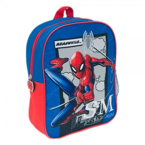 "Ghiozdan 12"" Gradinita Spider Man [2]"