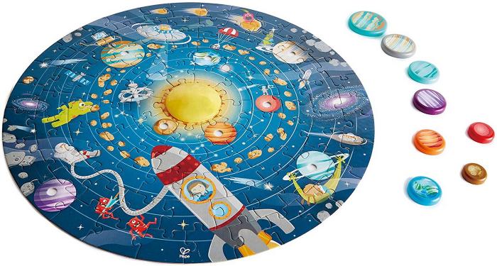 Hape Puzzle sistemul solar [1]