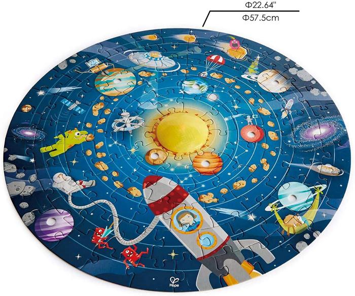 Hape Puzzle sistemul solar [5]