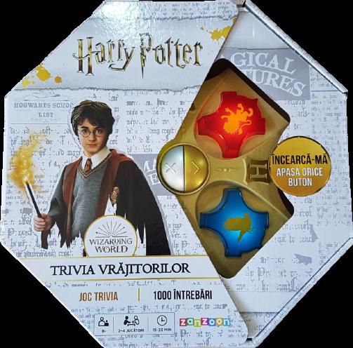 Harry Potter Trivia Vrajitorilor 0