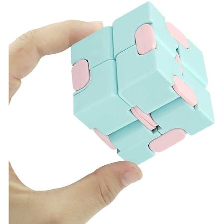 Infinity Magic Cube- Albastru/Roz [4]