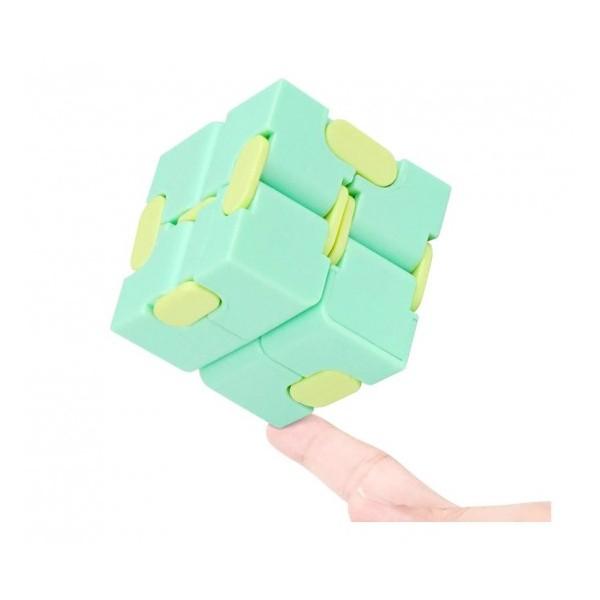 Infinity Magic Cube- verde/galben [4]