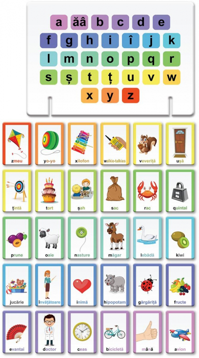 Invata Literele - Joc Educativ Noriel [1]
