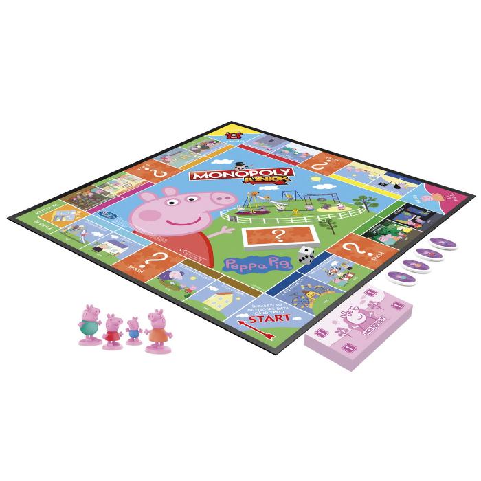 Joc De Societate Monopoly Peppa Pig Junior [7]