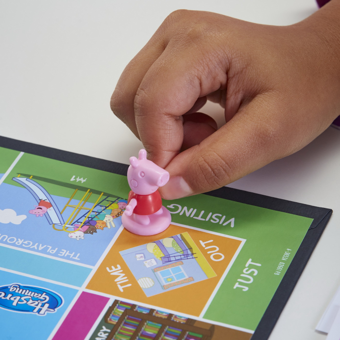 Joc De Societate Monopoly Peppa Pig Junior [4]