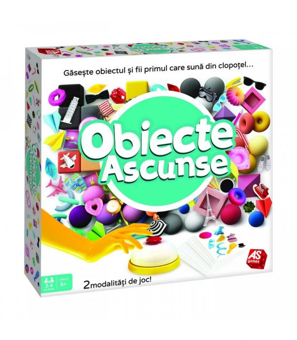 Joc De Societate- Obiecte Ascunse [0]
