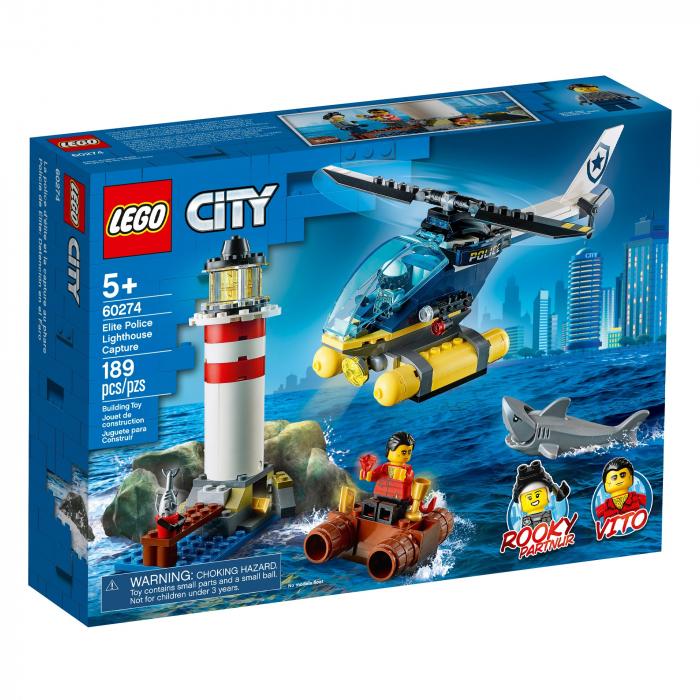 LEGO City - Asediul Farului 0
