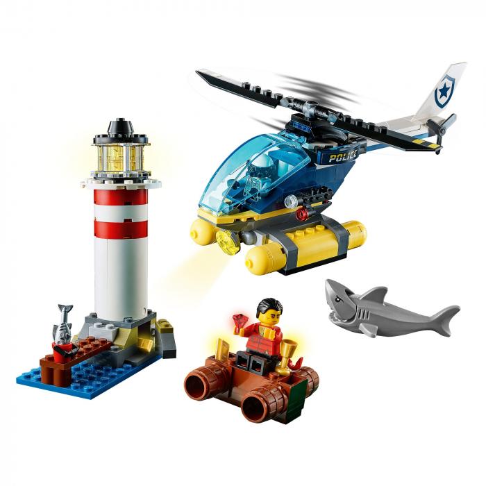 LEGO City - Asediul Farului 1