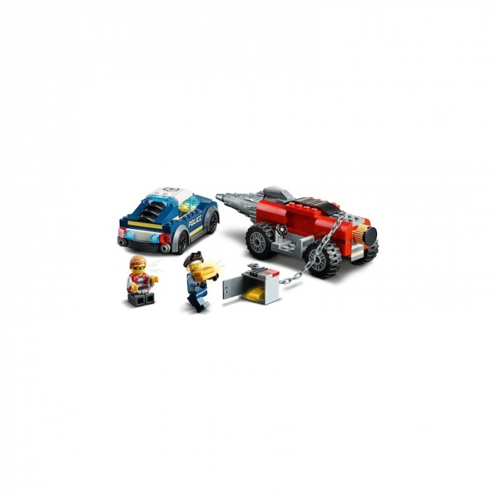 LEGO City - Foreza Raufacatorilor 2