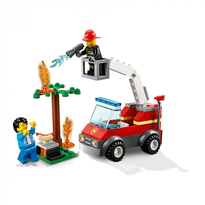LEGO City - Gratarul Ars 1