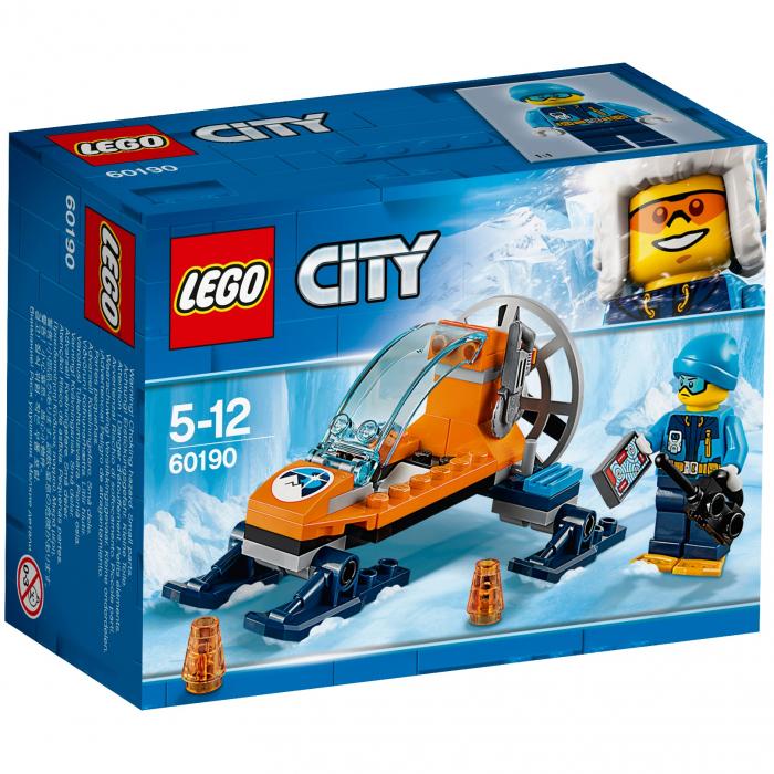LEGO City-Planorul Arctic Pe Gheata [0]