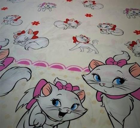Lenjerie de pat Pisica Marie [1]