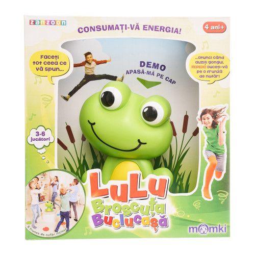 Lulu - Broscuta Buclucasa [0]