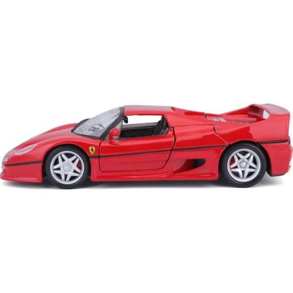 Macheta Metalica Bburago Ferrari F50 1:24 [3]