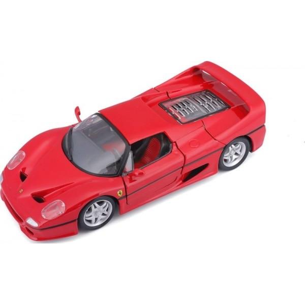 Macheta Metalica Bburago Ferrari F50 1:24 [2]