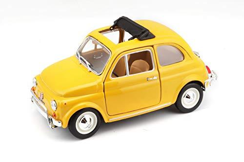 Macheta Metalica Bburago Fiat 500 1