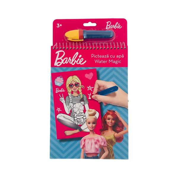 Picteaza cu apa Barbie [0]