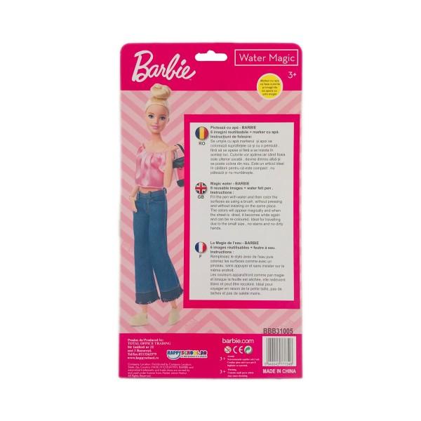 Picteaza cu apa Barbie [4]