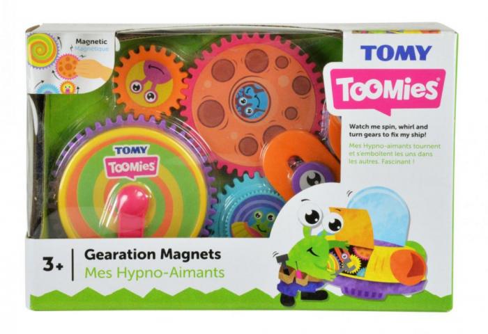 Rotite magnetice Tomy 1