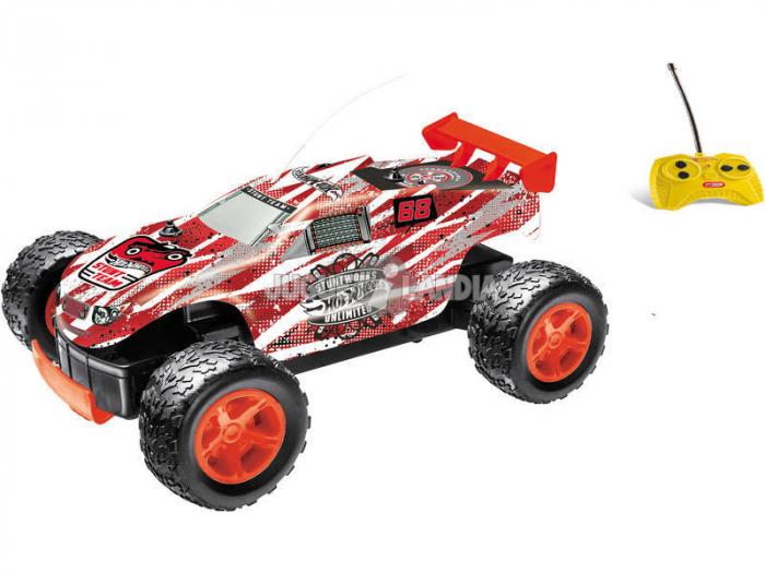 Masina cu telecomanda Hot Wheels - Micro Buggy 1:24 0