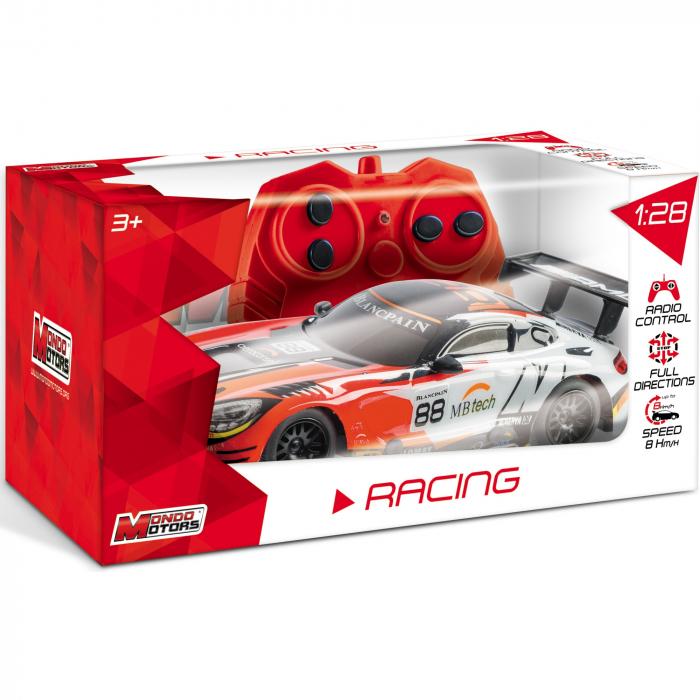 Masinuta Mondo Motors RC, Mercedes 1:28 1