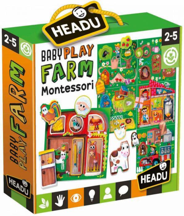 Montessori Joaca la ferma [0]