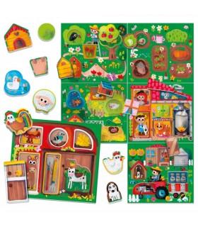Montessori Joaca la ferma [1]