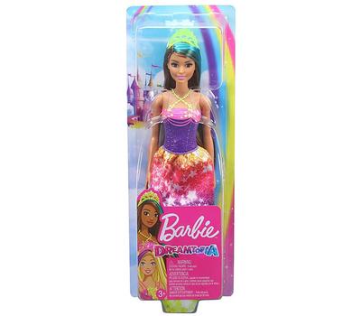 Papusa Barbie Dreamtopia - Printesa cu coronita galbena [0]