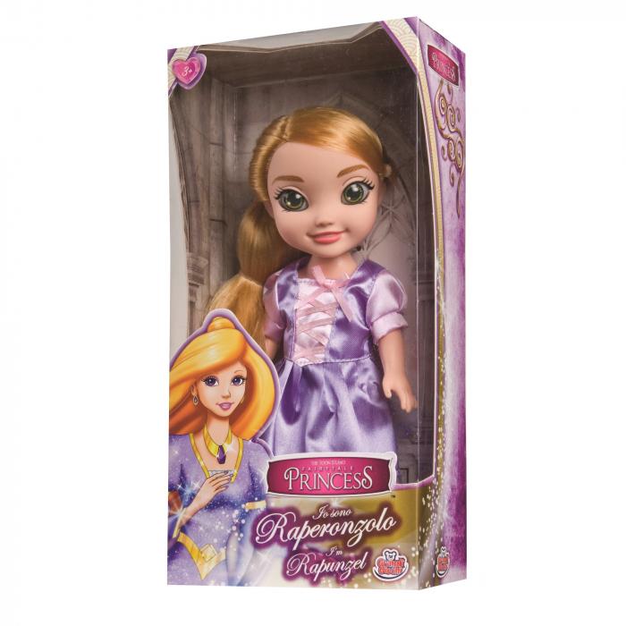 Papusa Rapunzel 25 cm, Toddler [0]