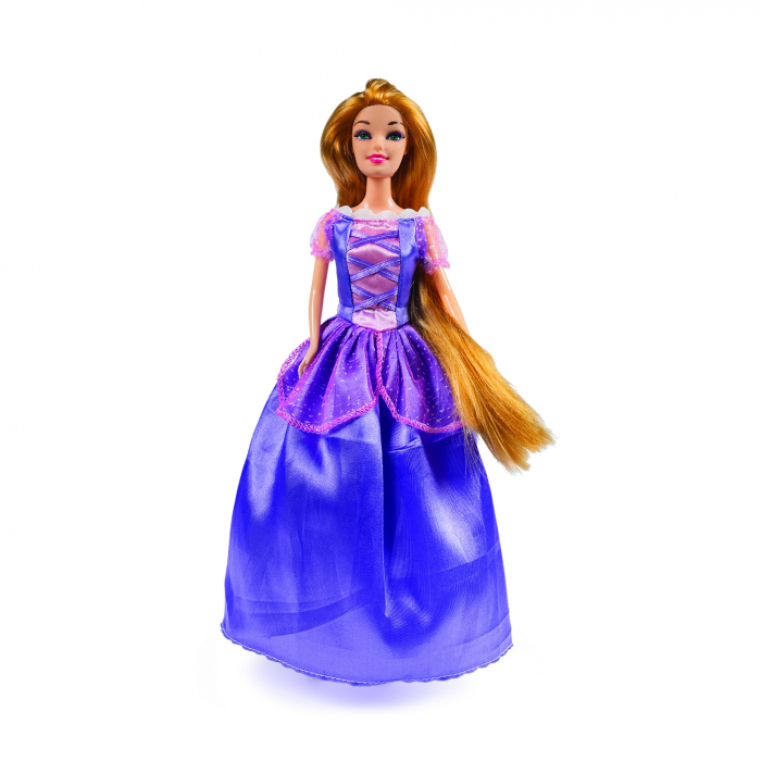 Papusa Rapunzel 30 cm, Fashion Doll 1