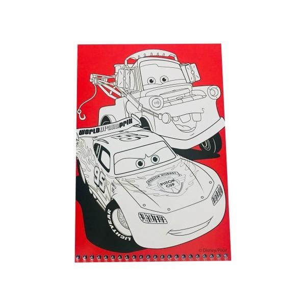 Picteaza cu apa Cars [5]