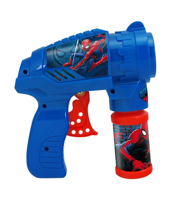 Pistol De Facut Baloane Spiderman [1]