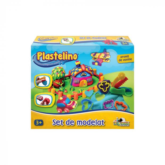 Plastelino - Set de modelat plastilina 2 [0]