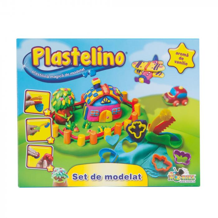 Plastelino - Set De Modelat I [0]