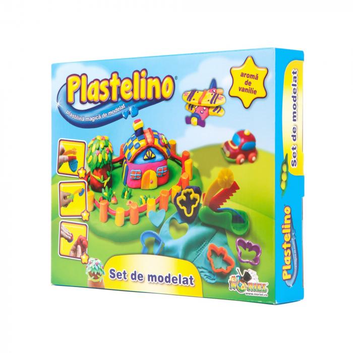 Plastelino - Set De Modelat I [1]