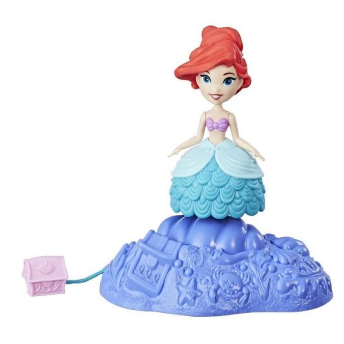 Printesa Ariel Cu Suport Rotativ 1