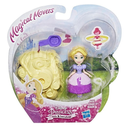 Printesa Rapunzel Cu Suport Rotativ [0]