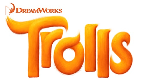 Puzzle 100 piese Trolls 2