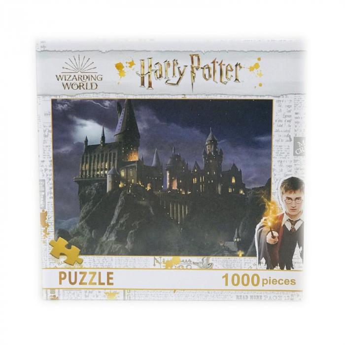 Puzzle 1000 Piese Harry Potter- Castelul Hogwarts [0]